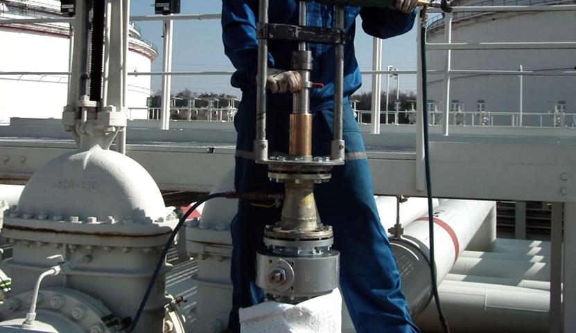 Оборудование для засверливания  трубопроводов