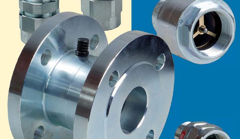 Другие компоненты для трубопроводов